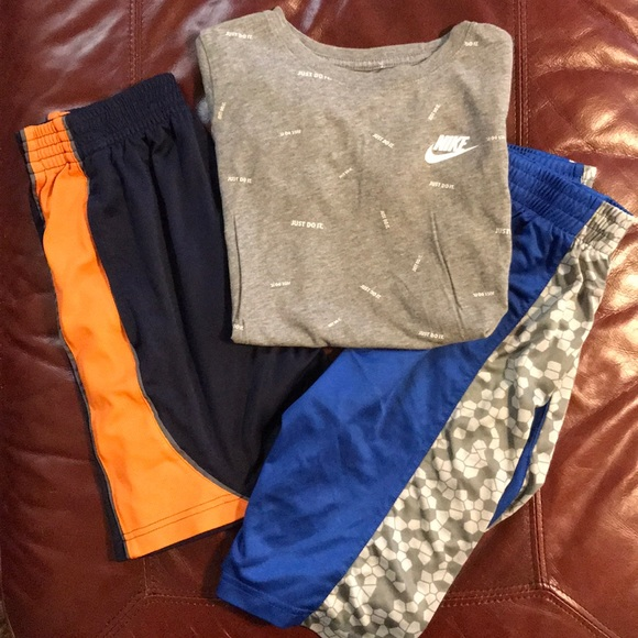 Nike Other - 3-4-1 Boy's athletic
